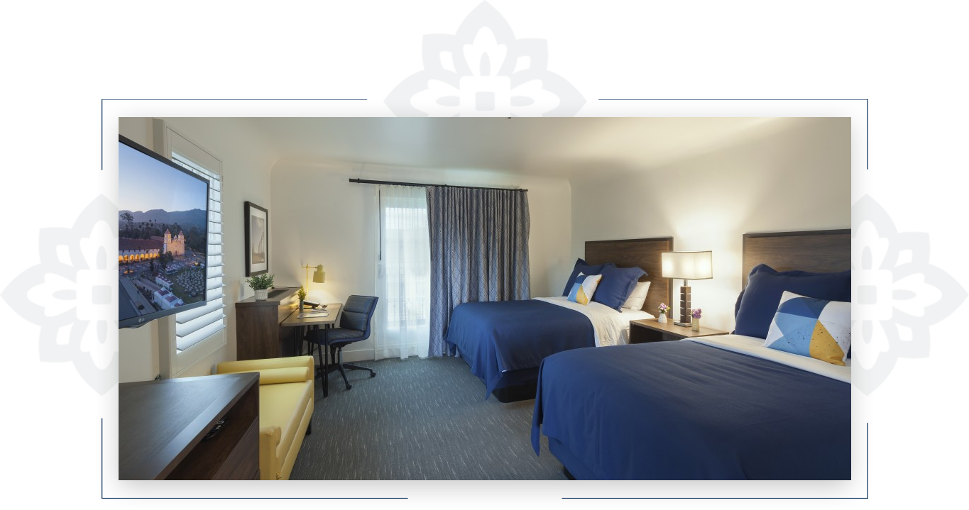 LA PLAYA INN - GUEST ROOMS