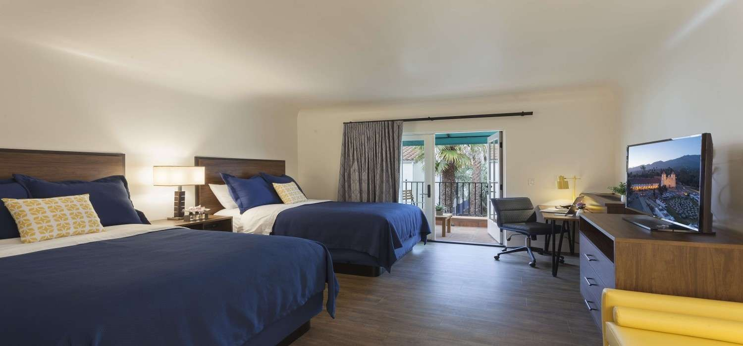 CREATURE COMFORTS TO ENHANCE A SANTA BARBARA GETAWAY