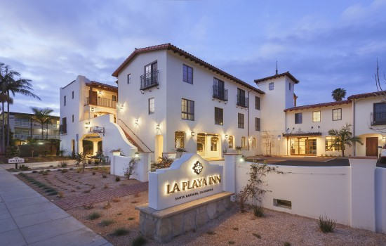 La Playa Inn - Exterior